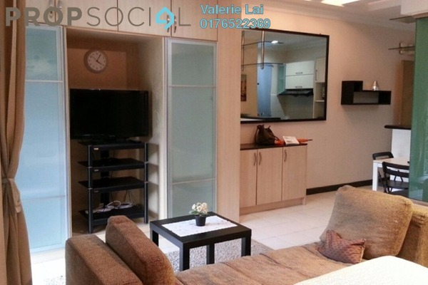 Condominium For Rent in Ritze Perdana 1, Damansara Perdana Freehold Fully Furnished 1R/1B 1.4k