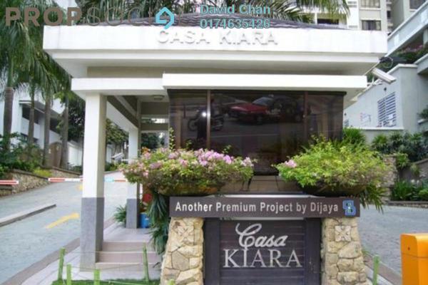 Condominium For Sale in Casa Kiara I, Mont Kiara Freehold Fully Furnished 3R/2B 730k