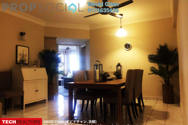 Condominium For Sale in Kelana D'Putera, Kelana Jaya Leasehold Semi Furnished 3R/2B 530k