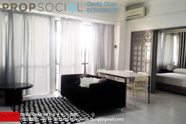 Condominium For Rent in Tivoli Villas, Bangsar Freehold Fully Furnished 2R/1B 2.6k