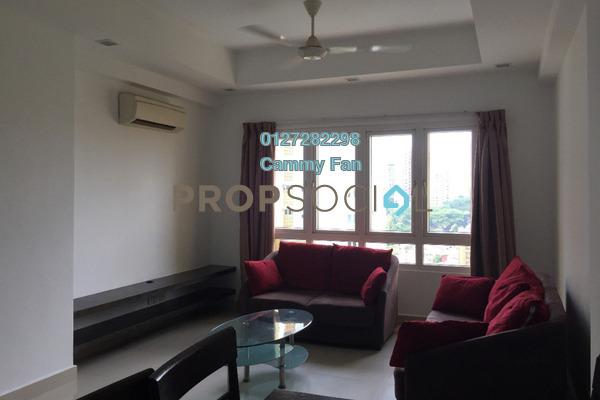 Condominium For Rent in Casa Desa, Taman Desa Freehold Fully Furnished 3R/2B 2.1k