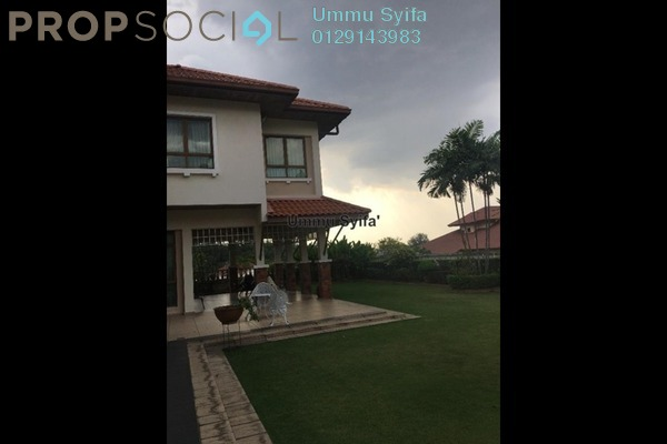 For Sale Bungalow at Section 7, Shah Alam Freehold Semi Furnished 6R/6B 7m
