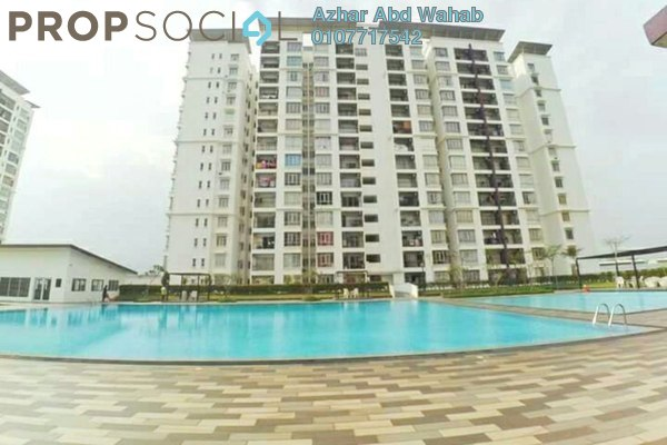 Condominium For Sale in 1120 Park Avenue, PJ South Leasehold Semi Furnished 3R/2B 415k