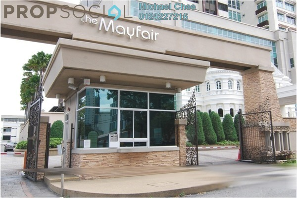 Condominium For Sale in The Mayfair, Georgetown Freehold Fully Furnished 5R/7B 3.2m