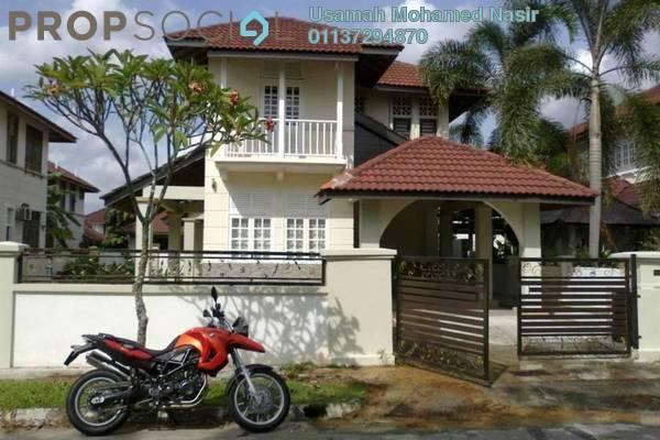 For Sale Bungalow at Persiaran Seriemas Utama, Kota Seriemas Freehold Semi Furnished 4R/3B 720k