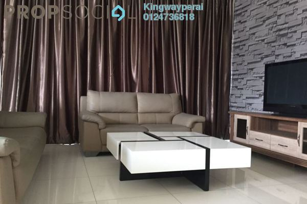 Condominium For Rent in Central Park, Green Lane Freehold Fully Furnished 4R/4B 3.8k