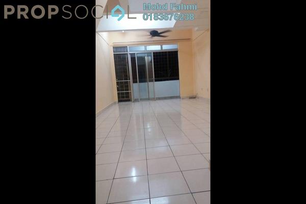 Apartment For Sale in Casmaria Apartment, Batu Caves Freehold Semi Furnished 3R/2B 270k