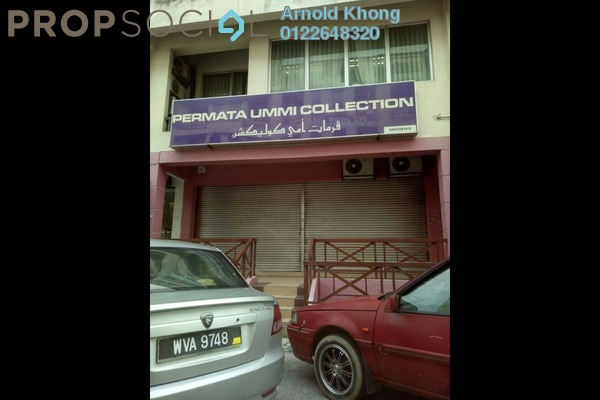 Office For Rent in Section 13, Petaling Jaya Freehold Semi Furnished 0R/2B 1.7k