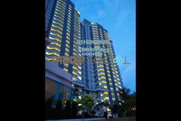 Condominium For Sale in Island Resort, Batu Ferringhi Freehold Fully Furnished 4R/2B 1.3m