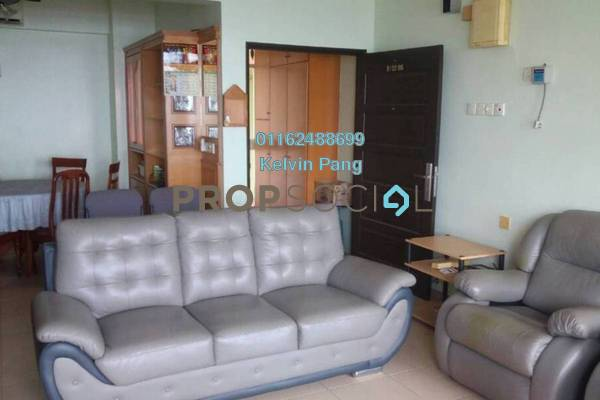 Condominium For Sale in Sunny Ville, Batu Uban Freehold Fully Furnished 3R/2B 520k