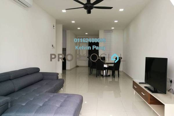 For Rent Condominium at Sandiland Foreshore, Georgetown Freehold Fully Furnished 3R/2B 2.3k