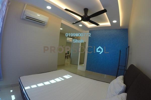 Condominium For Rent in Suasana Lumayan, Bandar Sri Permaisuri Freehold Fully Furnished 4R/2B 2.5k