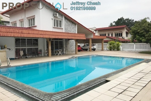 Bungalow For Sale in Bukit Tunku, Kenny Hills Freehold Semi Furnished 5R/5B 7.5m