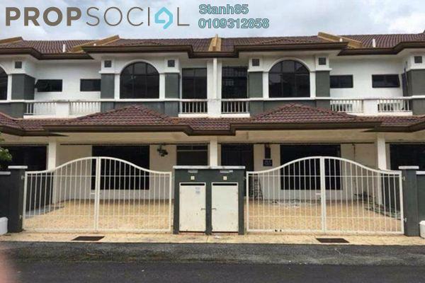 For Sale Terrace at Kota Laksamana, Bandar Melaka Freehold Unfurnished 4R/3B 298k