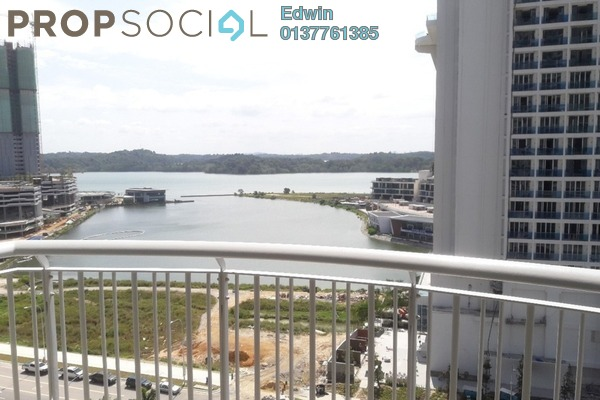 Condominium For Rent in Teega, Puteri Harbour Freehold Fully Furnished 2R/2B 2.2k