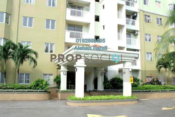 Condominium For Sale in Anggun Puri, Dutamas Freehold Semi Furnished 3R/2B 460k