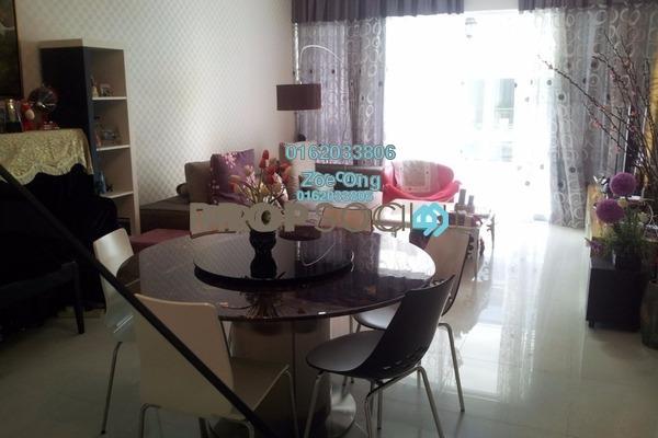 Townhouse For Sale in Challis Damansara, Sunway Damansara Freehold Semi Furnished 3R/4B 1.39m