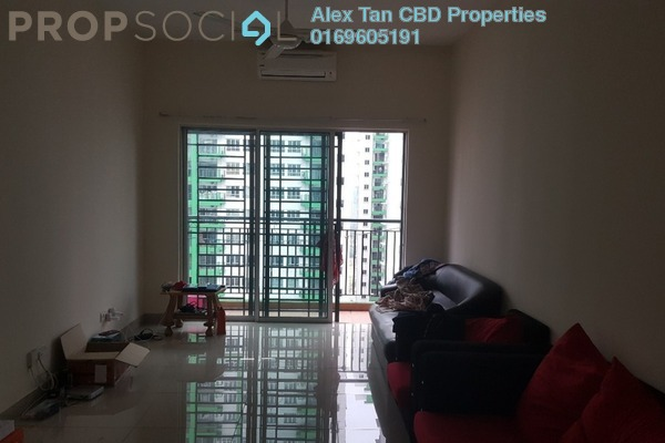 Condominium For Rent in OUG Parklane, Old Klang Road Freehold Semi Furnished 3R/2B 1.3k