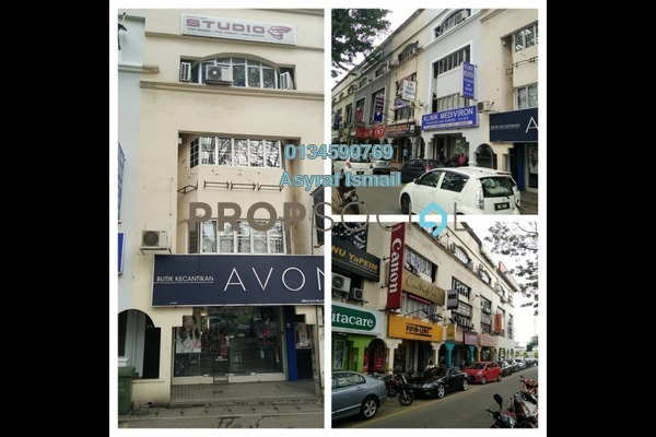 Shop For Sale in Taman Setiawangsa, Setiawangsa Freehold Fully Furnished 0R/0B 3.2m