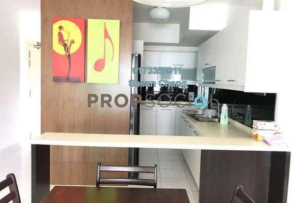 Condominium For Rent in Kiara Designer Suites, Mont Kiara Freehold Fully Furnished 3R/2B 3.3k