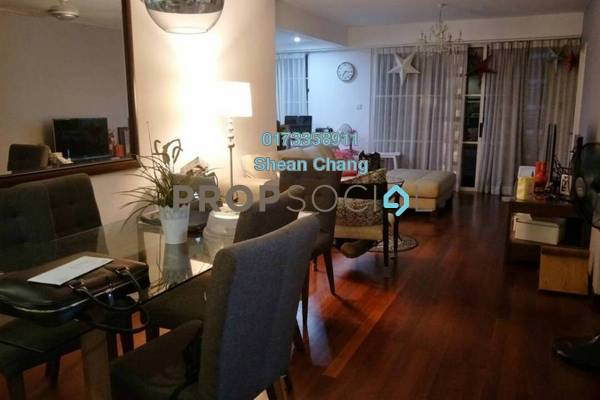 Condominium For Sale in Laman Suria, Mont Kiara Freehold Fully Furnished 2R/2B 719k