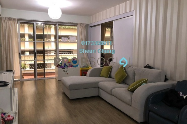 Condominium For Sale in Laman Suria, Mont Kiara Freehold Fully Furnished 2R/2B 675k