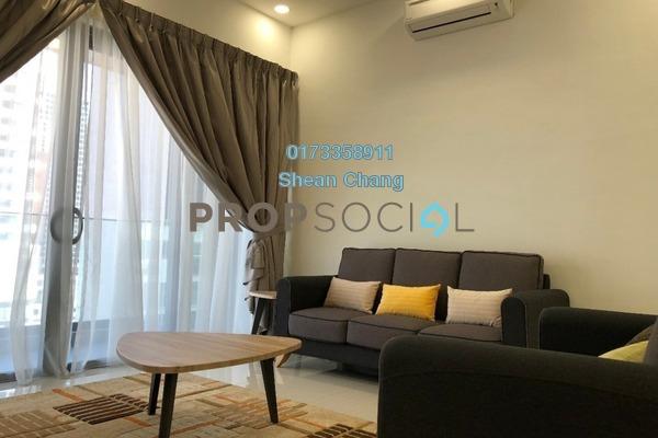 Condominium For Rent in Reflection Residences, Mutiara Damansara Freehold Fully Furnished 3R/2B 3.6k