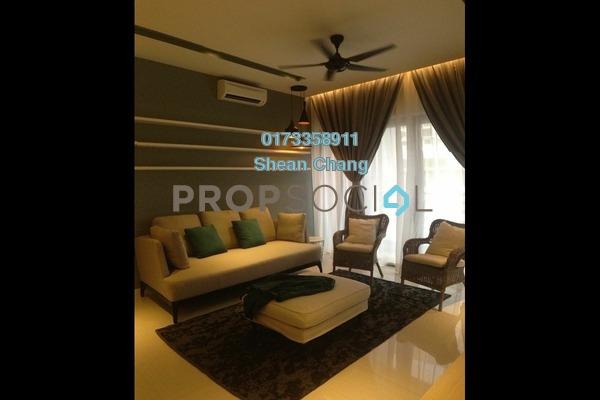Condominium For Rent in Reflection Residences, Mutiara Damansara Freehold Fully Furnished 3R/2B 3.9k
