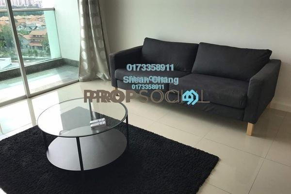Condominium For Rent in Surian Residences, Mutiara Damansara Freehold Fully Furnished 3R/3B 3.5k