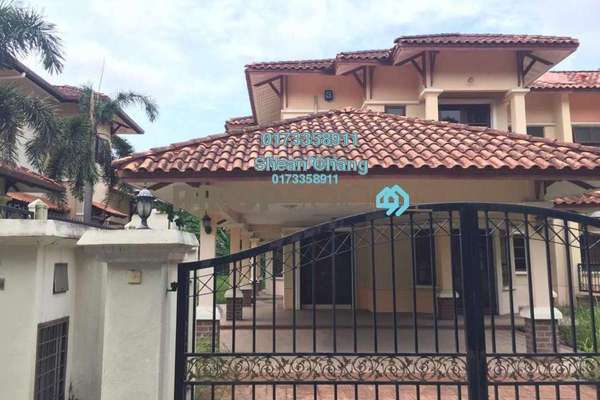 Semi-Detached For Sale in Mutiara Homes, Mutiara Damansara Freehold Semi Furnished 4R/4B 4m