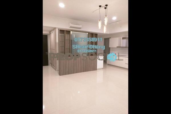 Condominium For Rent in Reflection Residences, Mutiara Damansara Freehold Semi Furnished 3R/3B 4.8k