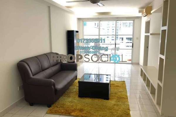 Condominium For Rent in Laman Suria, Mont Kiara Freehold Fully Furnished 2R/2B 2.25k