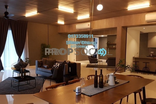 Condominium For Rent in Residensi 22, Mont Kiara Freehold Fully Furnished 4R/4B 11k