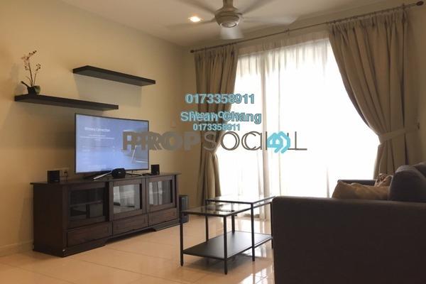 Condominium For Rent in Casa Kiara I, Mont Kiara Freehold Fully Furnished 3R/2B 3k