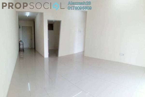 Condominium For Rent in Platinum Lake PV16, Setapak Freehold Semi Furnished 5R/3B 2.4k