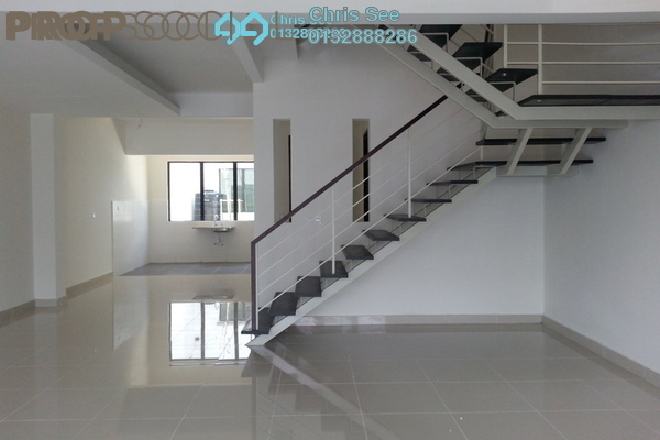 Terrace For Rent in Ken Rimba, Shah Alam Freehold Unfurnished 4R/3B 1.8k