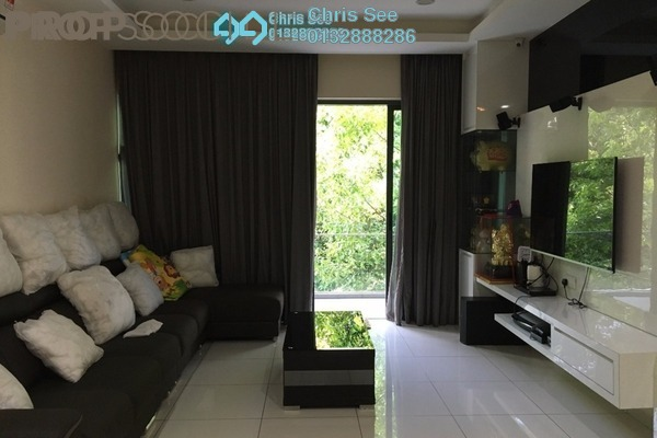 Townhouse For Sale in Sunway SPK 3 Harmoni, Kepong Freehold Semi Furnished 3R/4B 1.64m