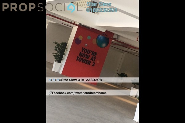 Condominium For Sale in 3 Towers, Ampang Hilir Freehold Semi Furnished 0R/1B 750k