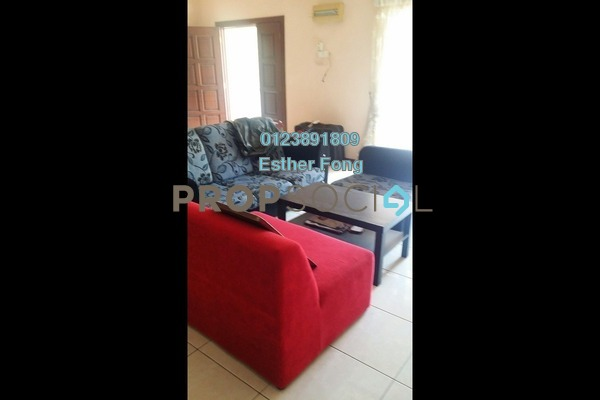 Terrace For Sale in Fortune Park, Kepong Freehold Semi Furnished 4R/3B 998k