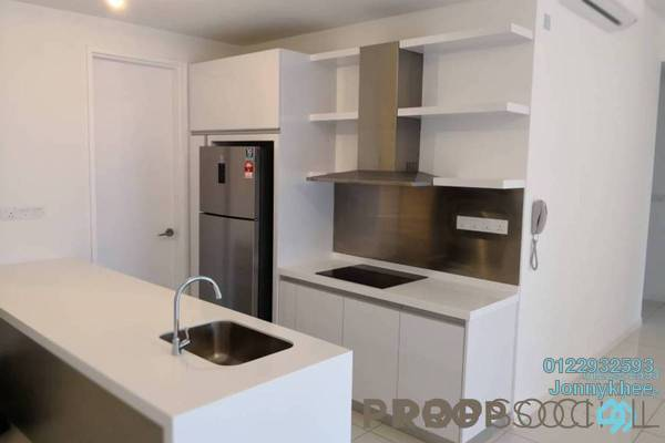 Condominium For Sale in EcoSky, Kuala Lumpur Freehold Semi Furnished 3R/2B 840k