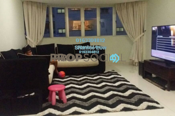 Condominium For Sale in Prima Duta, Dutamas Freehold Fully Furnished 3R/3B 650k