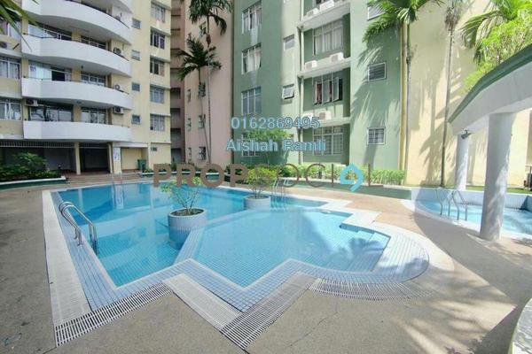Condominium For Sale in Sri Impian, Brickfields Freehold Semi Furnished 4R/2B 850k