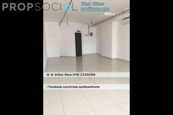 Condominium For Rent in 3 Towers, Ampang Hilir Freehold Semi Furnished 0R/1B 1.8k