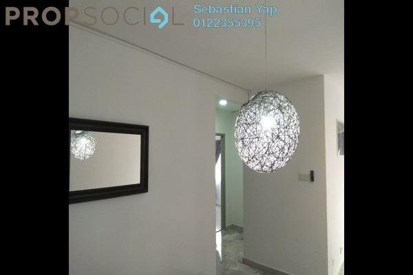 Condominium For Sale in De Tropicana, Kuchai Lama Freehold Semi Furnished 3R/2B 378k