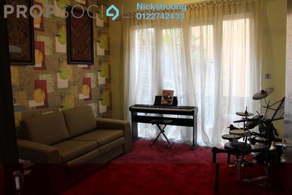半独立式洋房 单位出售于 Villa Manja, Bandar Menjalara Freehold Fully Furnished 6R/5B 3.4百万