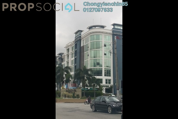 Office For Sale in 3 Two Square, Petaling Jaya Leasehold Semi Furnished 0R/2B 1.1m
