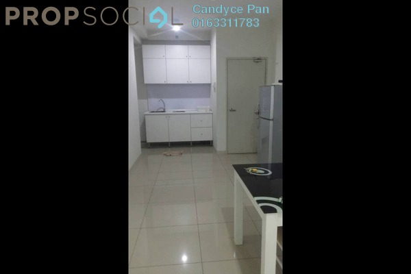 Serviced Residence For Rent in Centrestage, Petaling Jaya Freehold Semi Furnished 3R/2B 2.7k