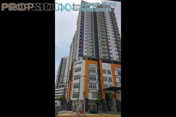 Condominium For Rent in Saville @ Kajang, Kajang Freehold Unfurnished 3R/2B 1k