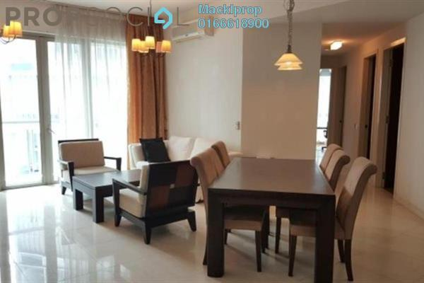Condominium For Rent in Marc Service Residence, KLCC Freehold Semi Furnished 4R/4B 5.5k