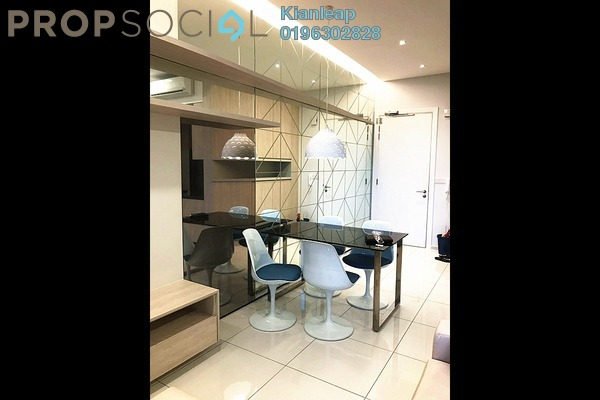 Condominium For Rent in The Robertson, Pudu Freehold Fully Furnished 2R/1B 3.2k